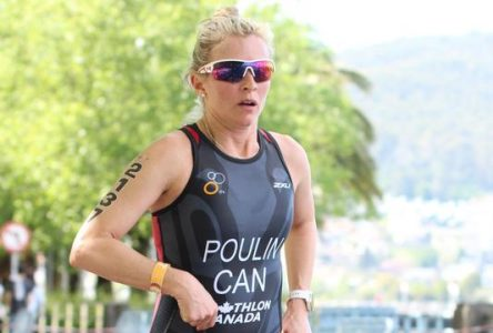 Duathlon international : Lily Poulin parmi les meilleures au monde