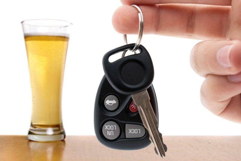 Arrêté pour alcool au volant et possession de stupéfiants
